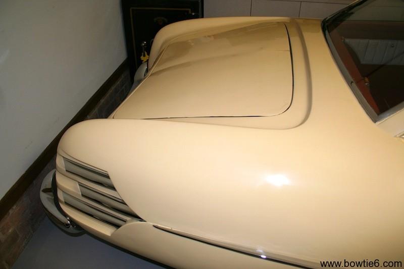 Hudson Italia Prototype Tail Lights